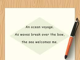 Haiku-Japanese poem