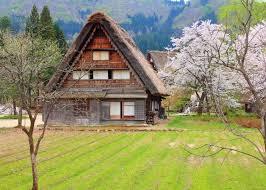 Kominka (Old Japanese-style  house)