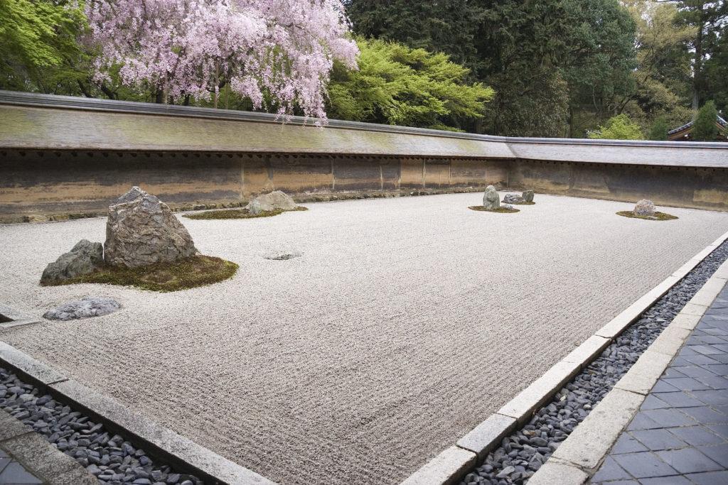 Japanese Garden,Shinto belief,Buddhist intellectuality