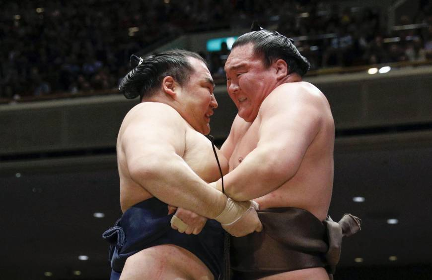Sumo Is A 2 000 Year Old History That Is The National