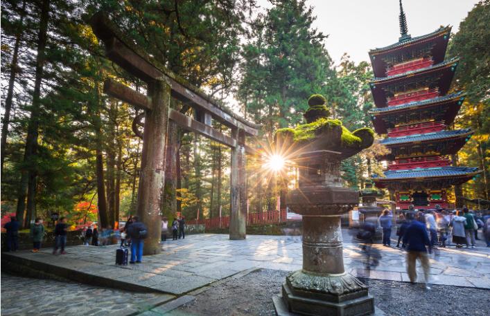 Nikko Tōshōgu Shrine