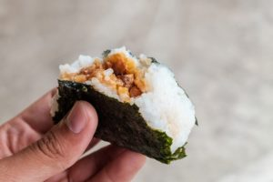 Onigiri/Omusube (Rice Ball)
