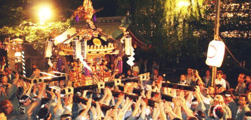 sanja matsuri ( festival )