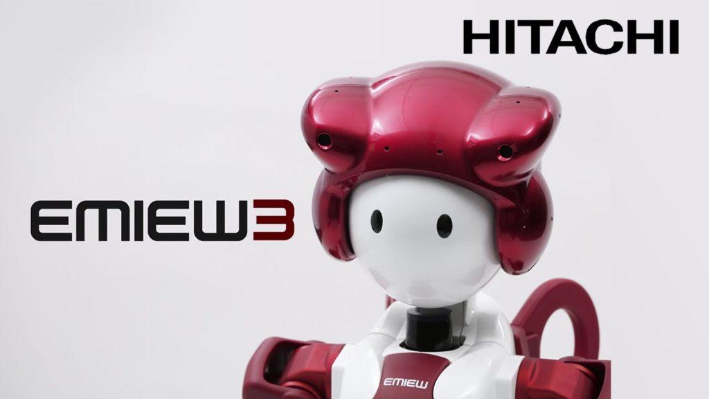 Robot Emiew3