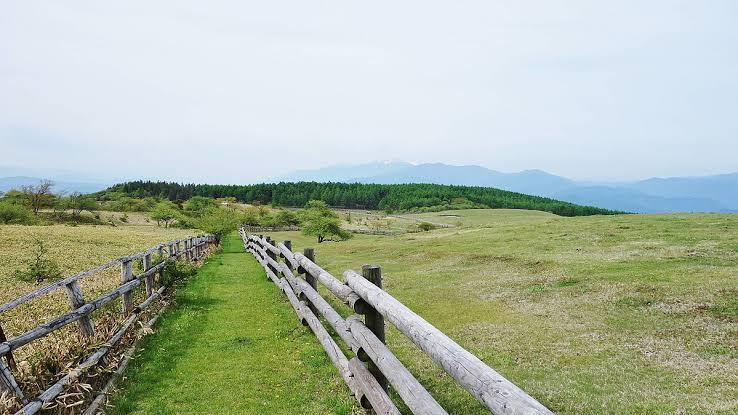 Bocchi Highland, God's Crossing