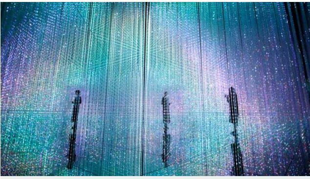 Digital Art Museum, Tokyo