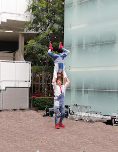 Street Performance, Saitama, Saitama Super Arena