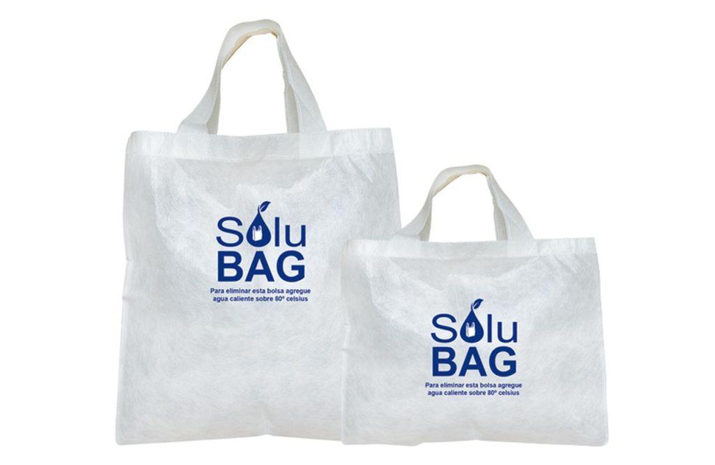 Plastic bags biodegrade