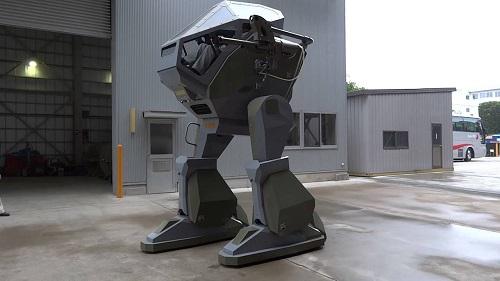 Giant Robot,Guinness
