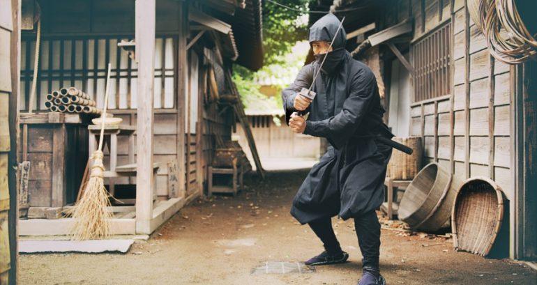 Ninja University,spy