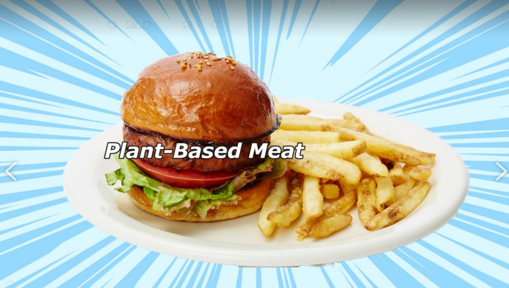 Alternative meat