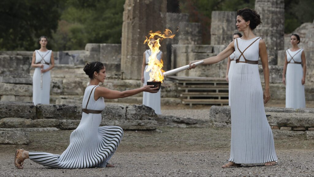 Torch relay, Tokyo Olympics